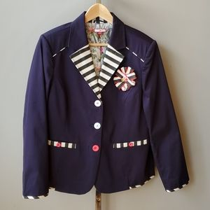 Joe Browns Patchwork Jacket/Blazer